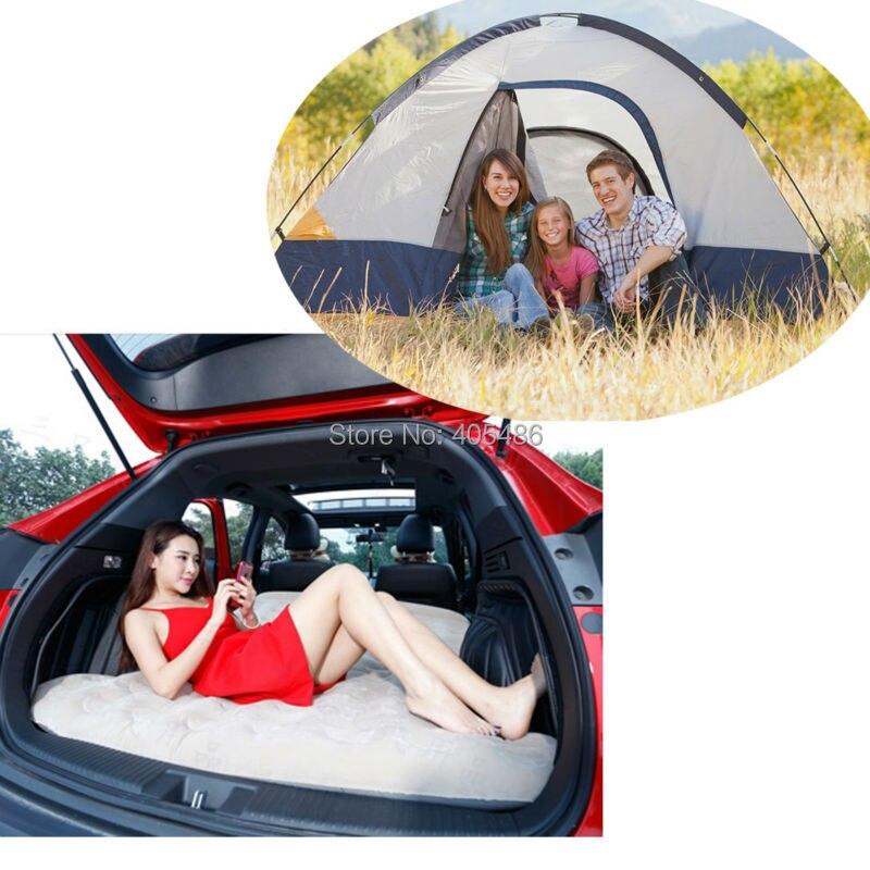 Auto Zubehör aufblasbare matratze Auto Bett Luftpumpe auto