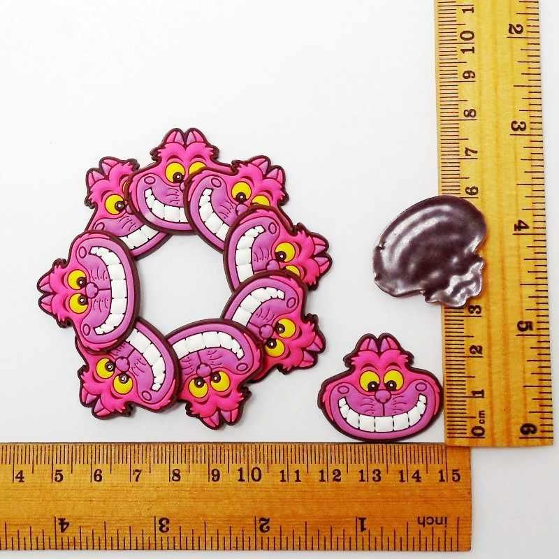 10 Pcs Hot Kartun Pipih Lembut DIY Kerajinan Docoration Fit Gelang/Menyumbat/Ponsel Case/Aksesori Rambut Pesona jahitan Patch