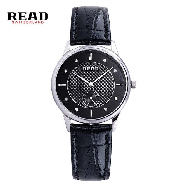 Lire montre de marque de luxe femmes le coeur de la série océan montre à quartz femme amoureux table étanche horloge R6025