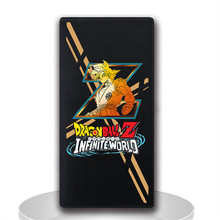 Dragon Ball/Hatsune MikuStudent Long purse PU Leather cool Man/Woman billfold Wallets (16 styles)
