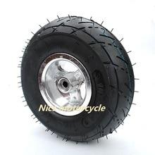 Электрический Скутер колеса курган колеса и шины-10*350-4(надутые шины) тележка