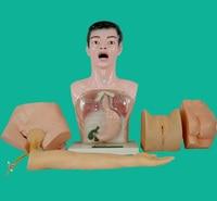 Grundpflege praxis modell  Krankenschwester Grundlegende Praxis Lehre Modell-in Medizinische Wissenschaft aus Büro- und Schulmaterial bei