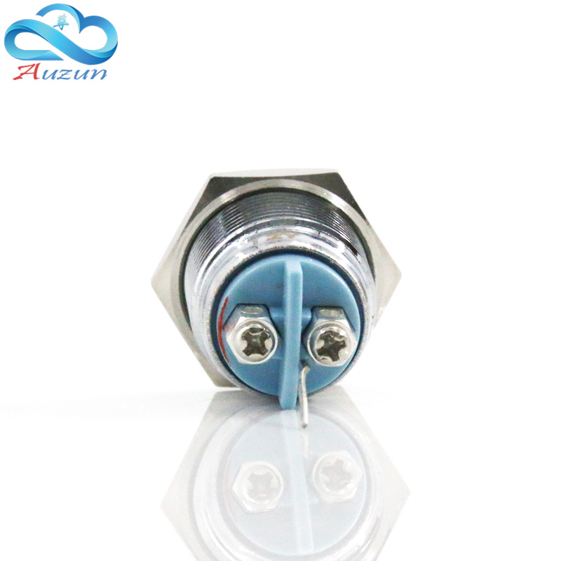10 PCS 16 mm metal double Indicator light A total of the anode or A total of the cathode Red, green, double color 6V 12V 24V220V
