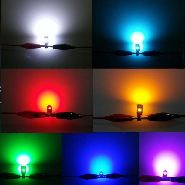 Online Shop Wljh T5 Led 7 Color Car Led Light 74 73 286 Car Dash