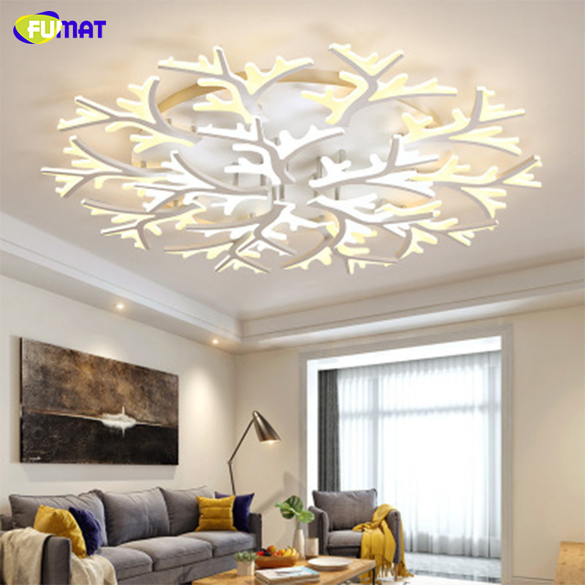 FUMAT Modern LED ceiling lights for living room bedroom Lamp modern led ceiling lamp dimming home lighting led light 110V-240V