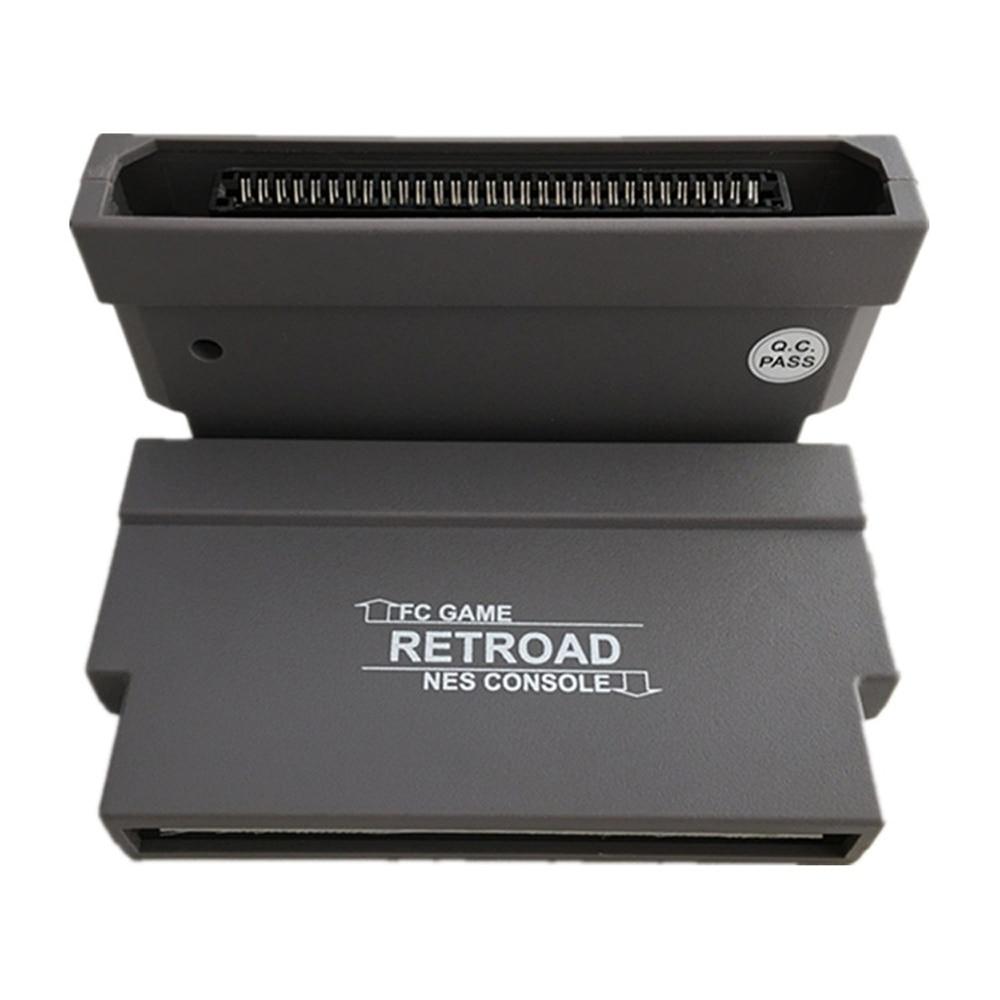 Adaptador de cartucho de cartão de jogo conversor 60 pinos a 72 pinos para fc para N-ES para n e s sistema de console
