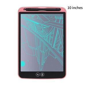 Цветной Портативный ЖК-дисплей 8,5 10 12 дюймов цифровой планшет Графический чертежный планшет доска Электронный почерк PadPen детский подарок