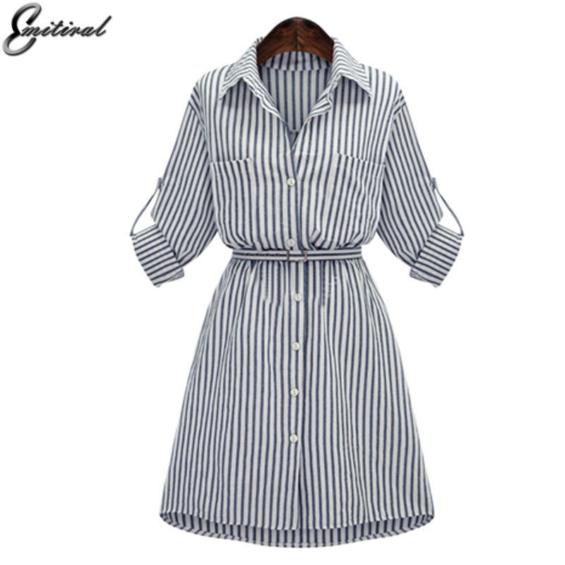 Striped T-shirt Dresses. Showing 48 of results that match your query. Search Product Result. Product - Nlife Women Striped Sleeve Floral Print A-line T-shirt Dress. Product - LMart Women Long Sleeve Round Neck Striped T-shirt Dress Mini Dress. Product Image. Price $ Product Title.