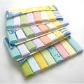 (8PCS/ LOT)Nursing towel baby bibs handkerchief WITH 100% cotton 20*20CM cm baby dry towel YYT195