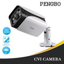 2.0MP/4.0MP Full HD AHD открытый Водонепроницаемый пули металла безопасности видеонаблюдения Видео Камера с 6 шт. ИК светодиодный