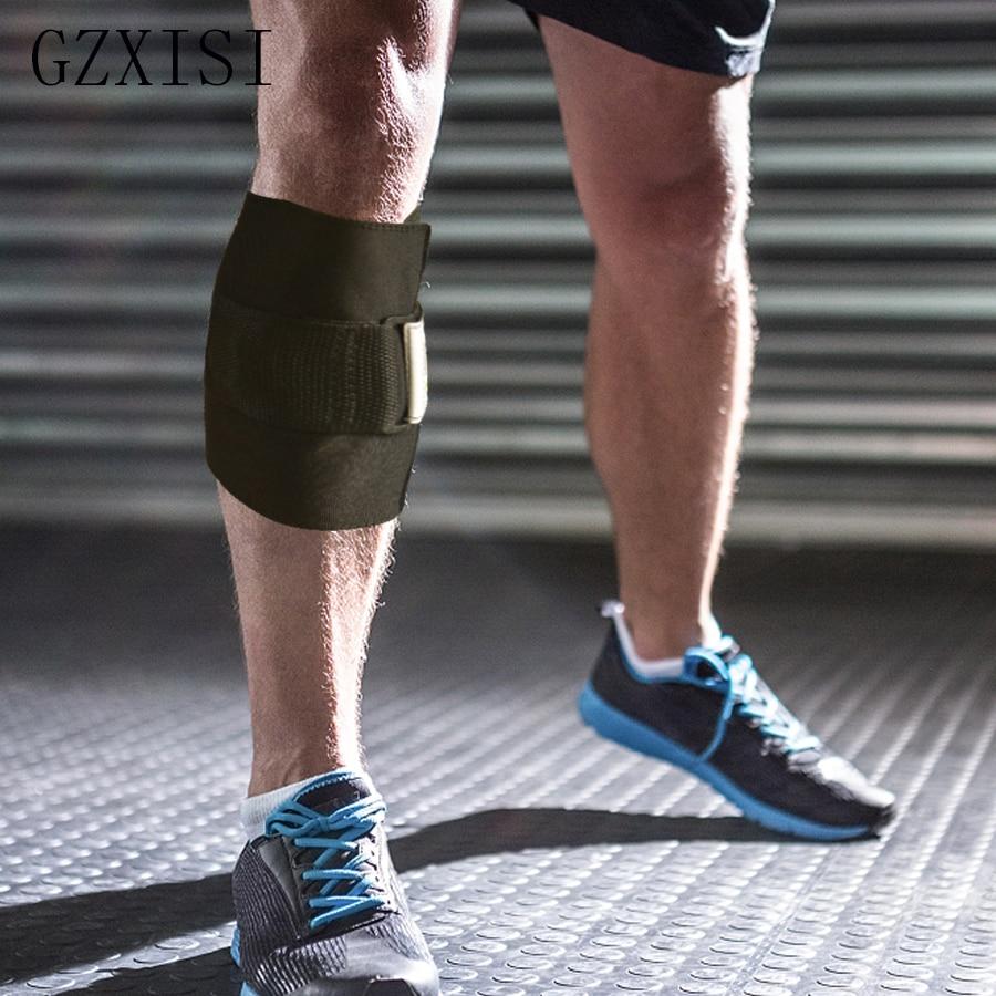 Unisex Adjustable Acupoint Massage Pressure Point Wrap Belt Sciatic Nerve Leg Brace Point Pad