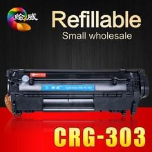 CRG-303 303 103 503 703 совместимый тонер-картридж для canon lbp 2900 3000 факс L100 110 120 160 MF4150 4120 4680 принтеры