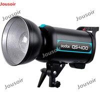 Godox QS400 400 Вт 400Ws фотостудии флэш Strobe свет лампы Глава CD50