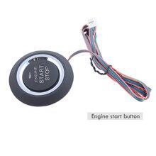 Замена EASYGUARD кнопка запуска двигателя для ec002 серии P1 стиль, синий, зеленый
