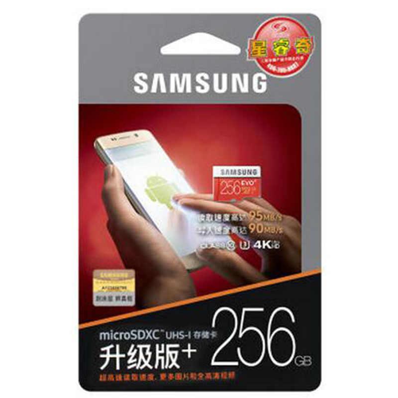 SAMSUNG EVO Plus Speicher Karte 32 GB SDHC 80 mb/s Class10 Micro SD C10 U1 TF Karten Trans Flash SDXC 64 GB 128 GB 256 GB freies verschiffen