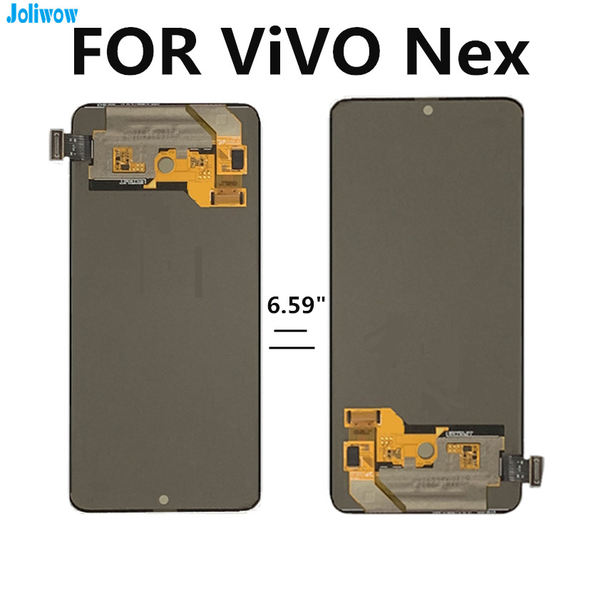 6 59 quot For Vivo Nex LCD Display Touch Screen Digitizer Glass Lens Assembly Replacement FOR VIVO NEX A LCD Screen in Mobile Phone LCD Screens from Cellphones amp Telecommunications