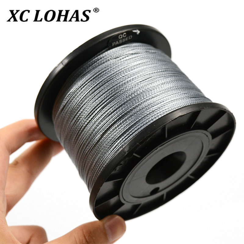 Super Cost-effective PE Braided Fishing Line 500m 4 Strands Powerful Sea Fishing Line 60 90LB Fishing Tackle Accessories image