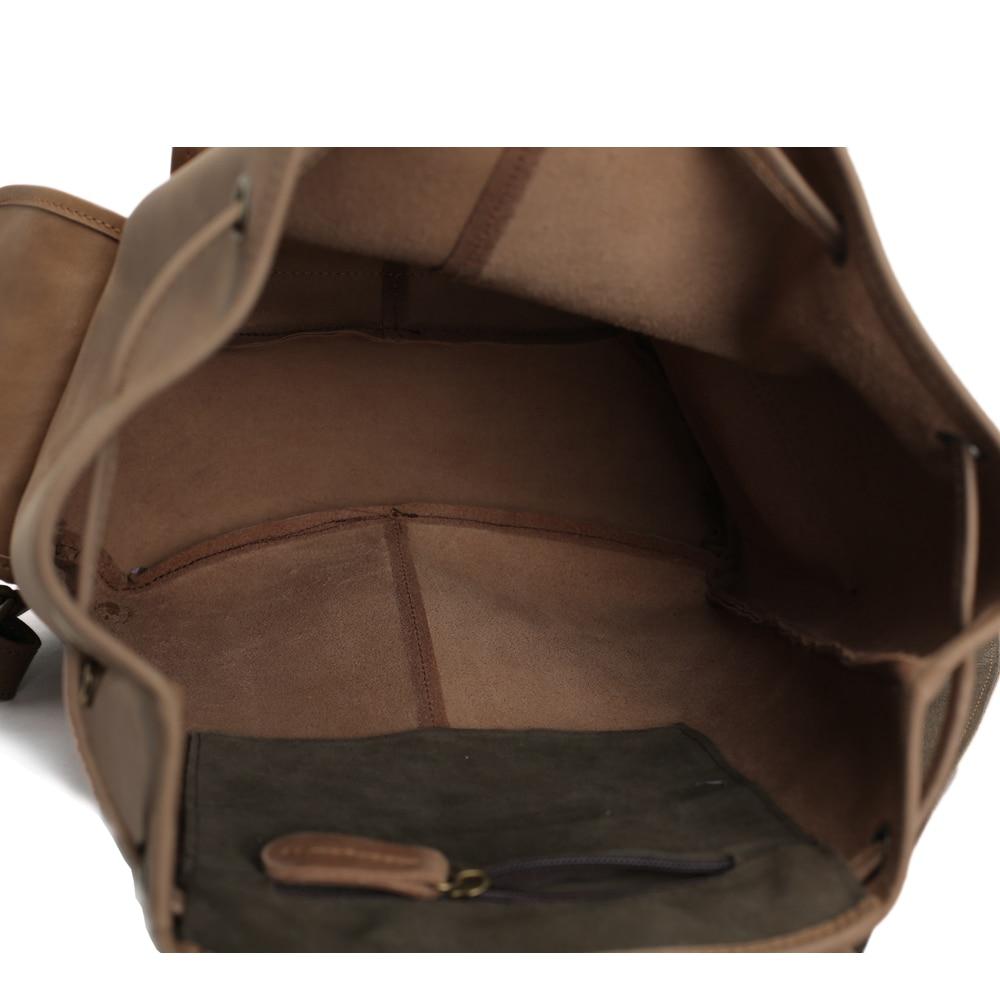 Рюкзак шкіряний Рюкзак шкіряний - Рюкзаки - фото 5