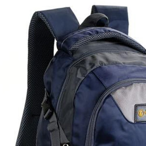 Nylon Travel man backpack Dark Blue navy shoulder bags Men unisex NEW