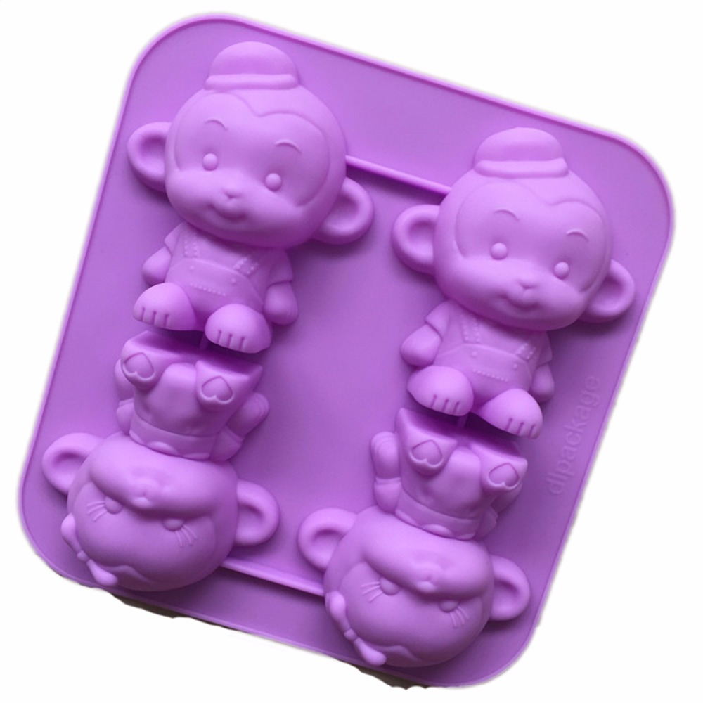 Silicone Chocolate Molds Candy