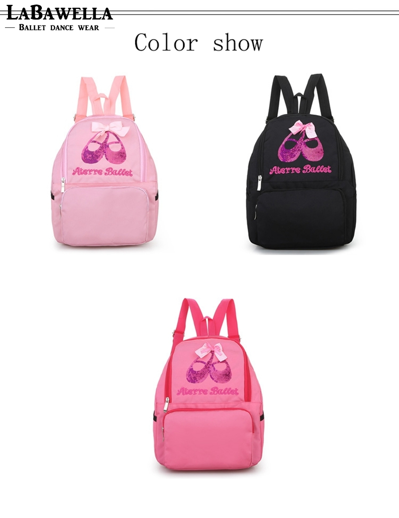 eba2c9aa8 Detail Feedback Questions about Child ballerina Bag Backpack ballet ...