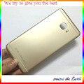 Original New For Samsung Galaxy C7 C7000 Back Shell Rear Housing Door Battery Cover Case +LOGO