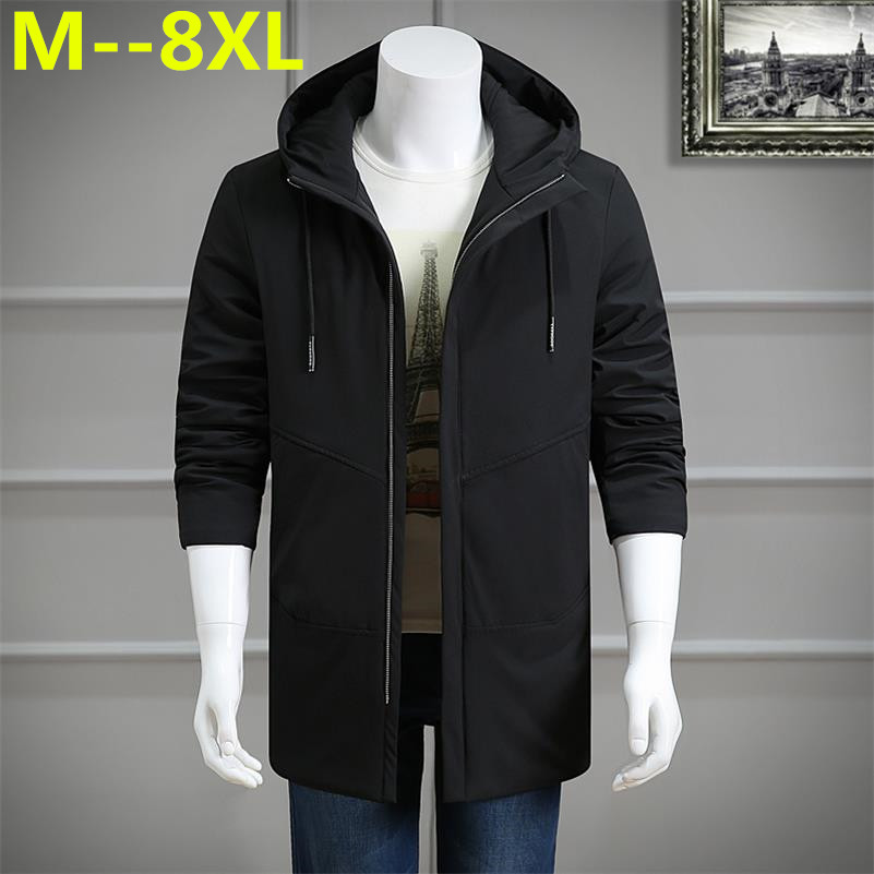 Plus size 10XL 8XL 6XL Men's Winter Coat Mens cotton-padded Outerwear Warm thick Fleece Jacket Cotton faux lambs wool overcoat free shipping 2015 cotton padded jacket men s nick coat cotton padded jacket wool liner thick warm cotton denim outerwear