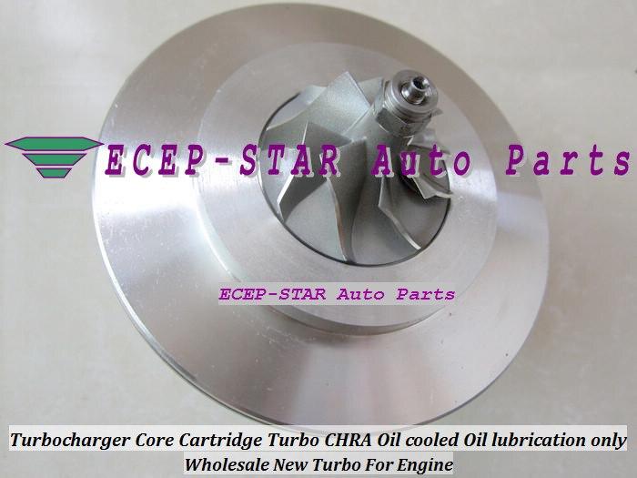 Turbocharger Core Cartridge Turbo CHRA Oil cooled Oil lubricationK03 53039880015