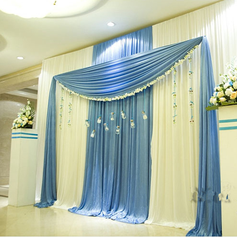 Curtains Wedding Decoration Compare Prices On Wedding Backdrop Design Wedding Curtain Online