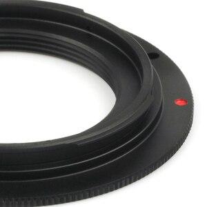 Image 2 - Bague dadaptation de montage pour objectif Leica M39 vers Canon EOS EF 760D 750D 5DS (R) 5D Mark III 5D Mark II 5D 7D 70D 60D 50D 40D 30D