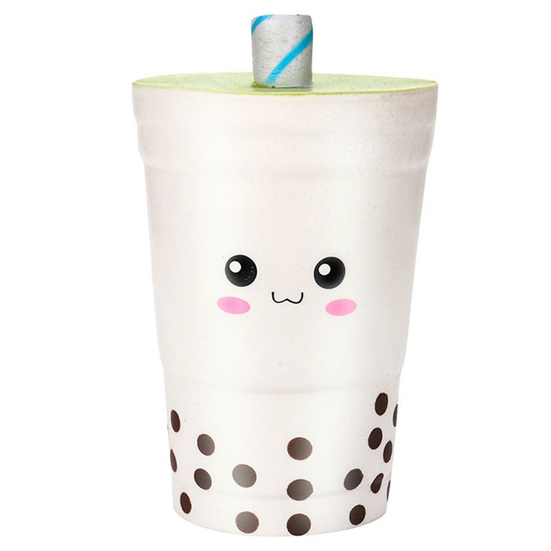 Jumbo Milk Cup Squishy Simulation Slow Rising Cream Scented Novelty Soft Squeeze Toys Stress Relief Funny Toy Gift for Children in Squeeze Toys from Toys Hobbies
