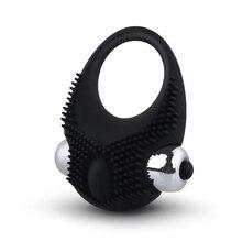 Pleasure Ring Vibrator Clitoral Stimulator
