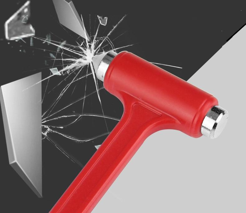 Window Emperorship Keychain Car Window Broken Emergency Glass Breaker Mini Car Safety Hammer Life-saving Escape Hammer