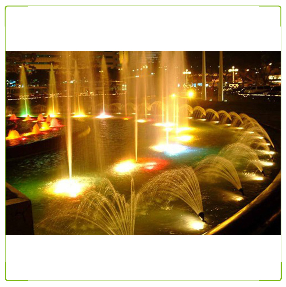 pool light floating
