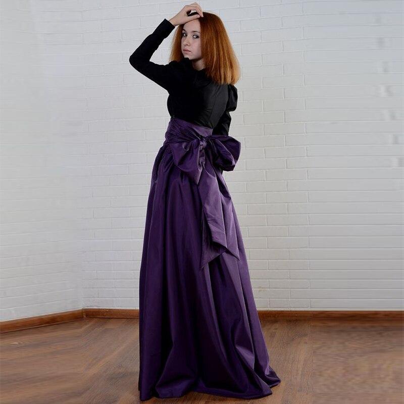 Luxury  Skirts Womens Satin Evening Party Formal Prom Celebrity Skirt  EBay