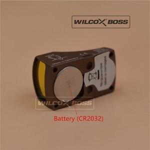 Image 3 - Óptica reflectante táctica Doctor Docter 3 III, Láser de brillo automático, ajuste de la vista de punto rojo, ajuste de cualquier soporte de riel de 20mm (Tan)