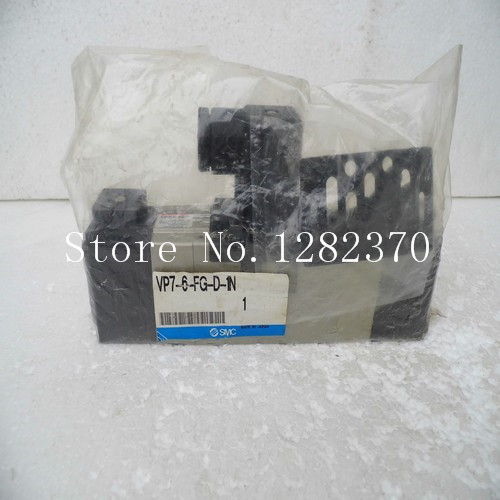 [SA] New Japan genuine original SMC solenoid valve VP7-6-FG-D-1N spot [sa] new japanese original smc solenoid valve plate vvqc4000 1a d 03 spot