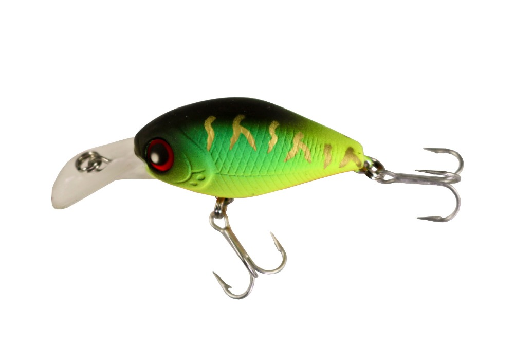 BassLegend- Fishing Floating Crankbait Baby Chub Bass Pike Lure 36mm/4.5g
