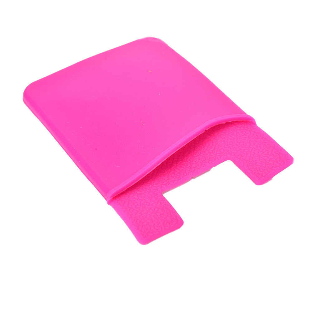 Fashion Adhesive Aufkleber Zurück Abdeckung Karte Halter Fall Beutel Für Handy bunte karte halter 1PCS