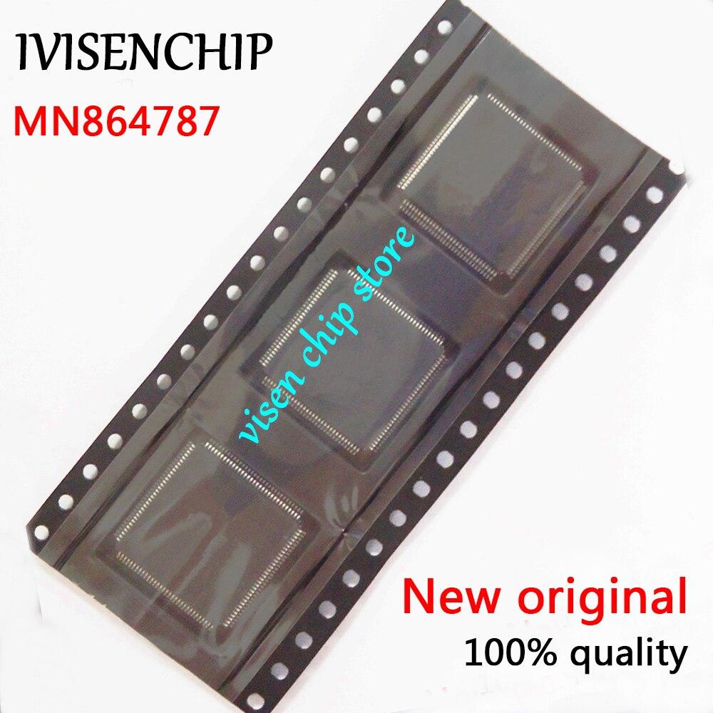1 10pcs MN864787 QFP 256