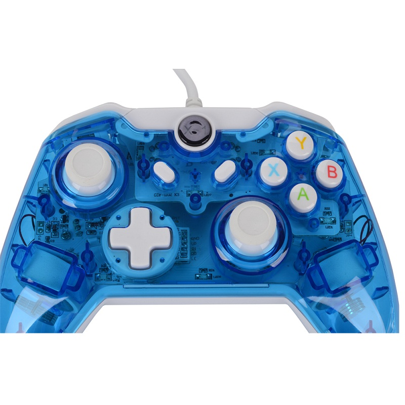 Myohya High quality USB Wired Controller with lED light For ...