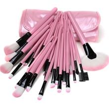 Makeup Brushes 32 Pcs Pink Professional Soft Cosmetics Beauty Make up Brush Set Kit Tools Woman's Make up Brushes Maquiagem