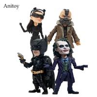TOYS ROCKA Batman The Dark Knight Joker PVC Figure Collectible Toy 14cm KT4113