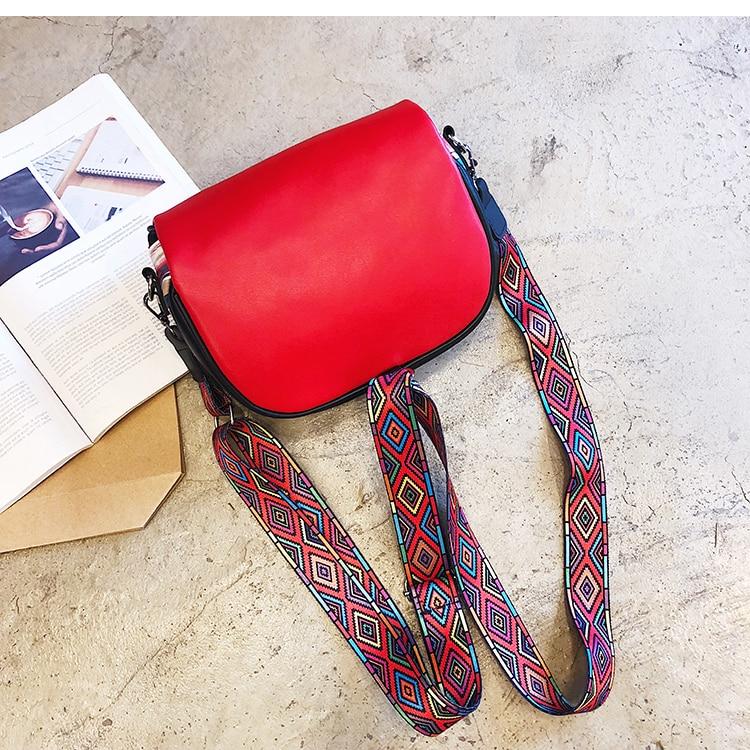 Cross body Shoulder Bag Handbag Flower print one shoulder messenger bags bolsa feminina bag 66 Online shopping Bangladesh