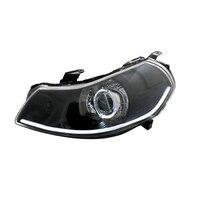 Para укладки Automovil assessoires УДАРА авто Drl светодио дный Поворотники боковые аксессуар фары автомобиля фонари в сборе для Suzuki Sx4