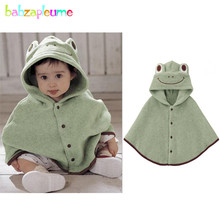 babzapleume 6-24Months/spring autumn newborn baby outerwear infant coats cartoon