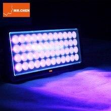 Светодиодная УФ лампа для сушки геля, 365nm, печатная машина, краска для стекла, шелковая трафаретная печать, ультрафиолетовое лечение, черный светильник UVA