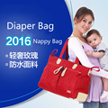 High Quality Mother Bag Designer Women Fashion Diaper Bag Multifunctional Nappy Bag for Mommy Baby Storage Mama Bags BB321