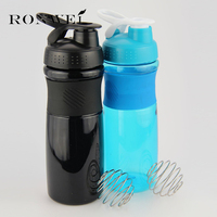 2017New Protein Powder Shaker Bottle Fitness Mixer Sports Fitness Gym Special Whey Protein Shaker Milk Shaker