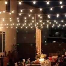 10 м 50Led солнечные лампы, светодиодные гирлянды для наружного освещения, для двора, улицы, сада, светодиодные сказочные огни, Рождественская гирлянда